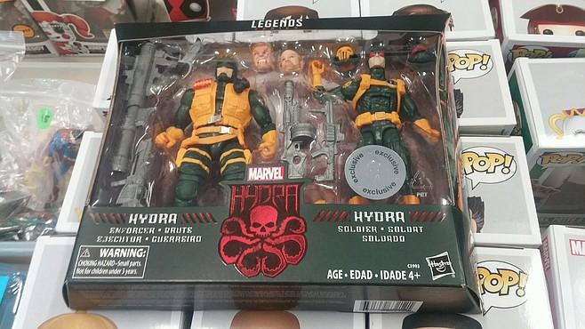 Hydra — enforcer, brute