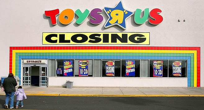 """Toys 'R' Us says Amazon, Walmart, and Target discounted toys so steeply that the toy chain couldn't compete."""
