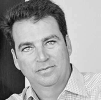 Steven Yari, co-founder of Stockdale Capital Partners with his brother.