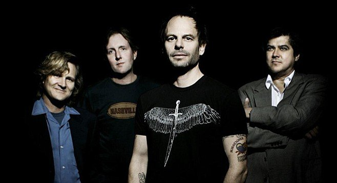 Gin Blossoms — Aging but unresigned