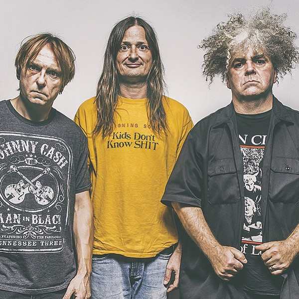 The Melvins — The first grunge band?