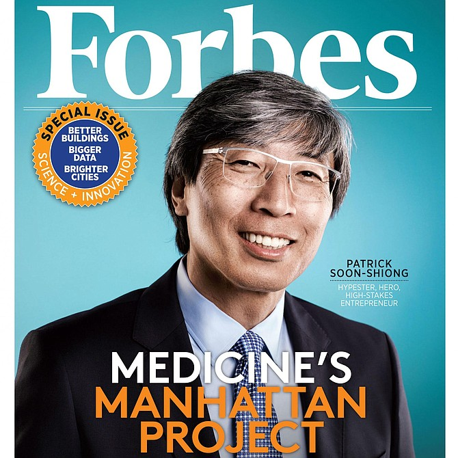 """Soon Shiong. """"There has been speculation that the 65-year-old surgeon does not have the liquid money."""""""