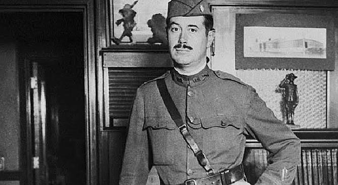 Col. Robert McCormick, head of Chicago's McCormick clan
