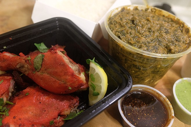 If you don't want this food delivered, visit sister restaurant Sundara in Ocean Beach.