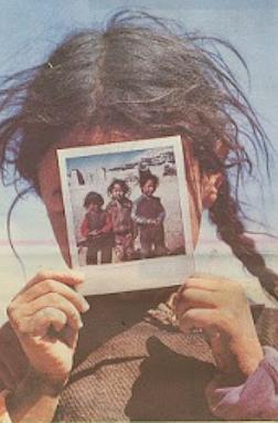 Honorable Mention, color, Carol Nye, Tibetan Girl Facing 20th Century, Tibet