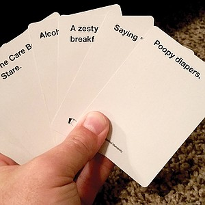 Cards Against Humanity —You against other humans