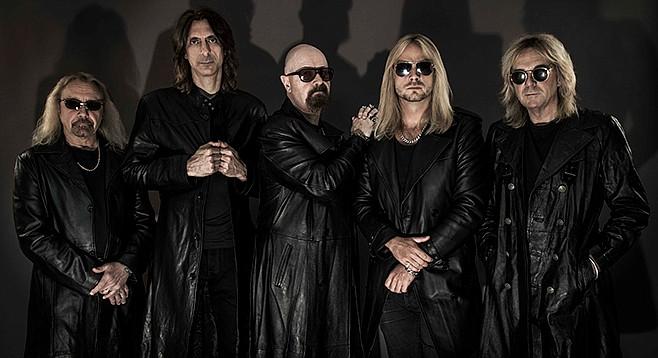 Judas Priest —plus Deep Purple!