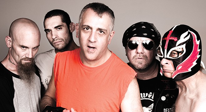 The Dwarves —30 years of politically incorrect punk