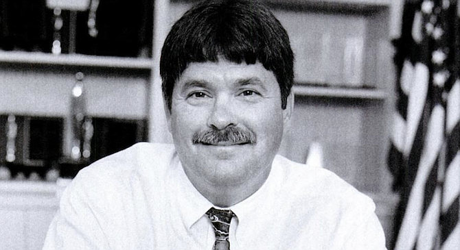 Rick Manter, a former colleague of the mayor's at the public relations and lobbying firm of NCG Porter Novelli.