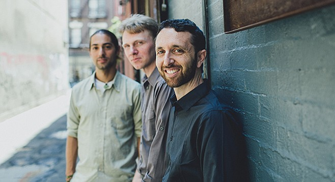 The Danny Green Trio are set to release their studio album One day it will.