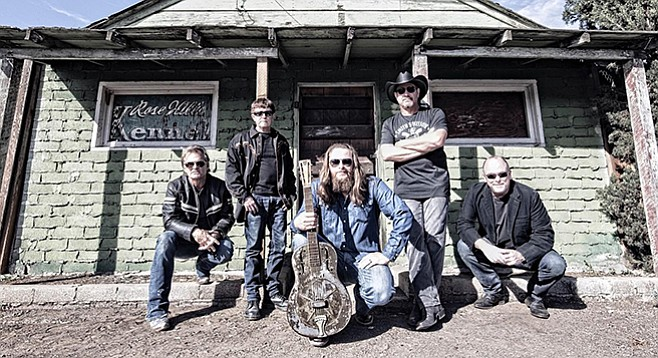 Life ain't given Southern Reign much.  But what they have they'll give at Ramona Mainstage on May 26.