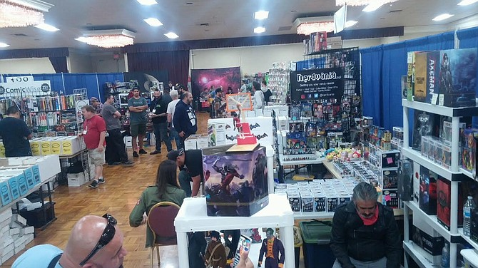 """Rocket Con. """"If you are going to buy a high-end comic book online, you better buy one that's certified."""""""