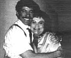 Jerri and Geraldo Rivera, 1989