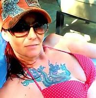 Sacheen Silvercloud f her Facebook page.