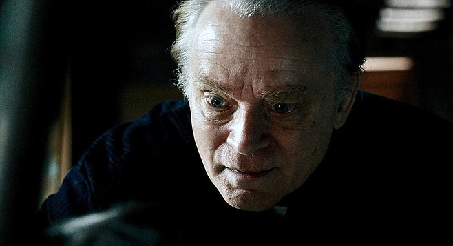 Wildling: When Brad Dourif is your movie dad, it's hard to imagine things going particularly well