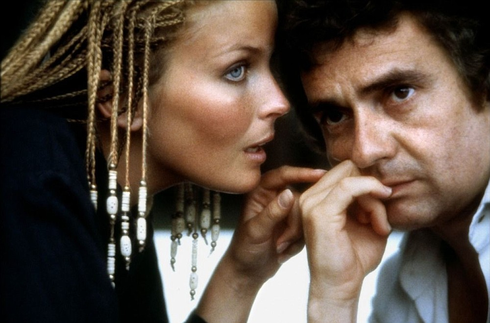 Bo Derek and Dudley Moore in 10