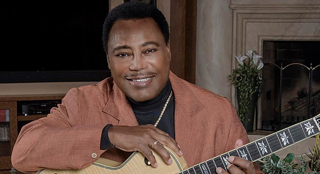 George Benson — two times the George!