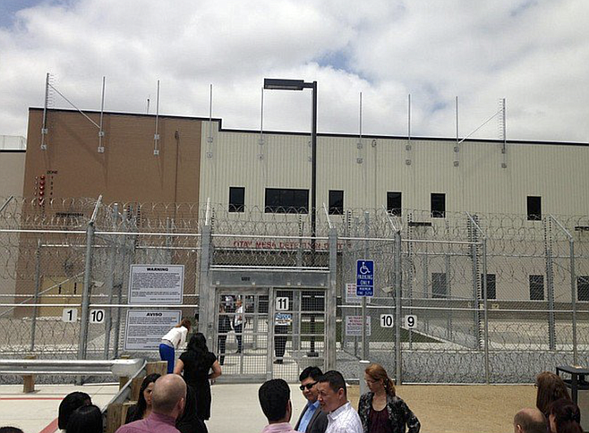Otay Detention Center.  Southern Poverty Law Center and Project South filed suit against CoreCivic on behalf of immigrant detainees at the firm's Otay Mesa Detention Center.