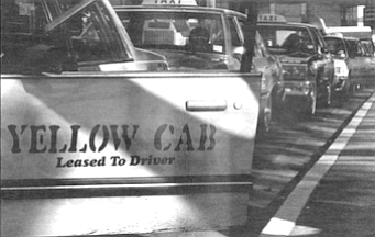 Yellow Cab's most memorable contribution was a bribery scandal in 1970. The mayor and seven other elected officials were indicted on bribery and conspiracy charges.
