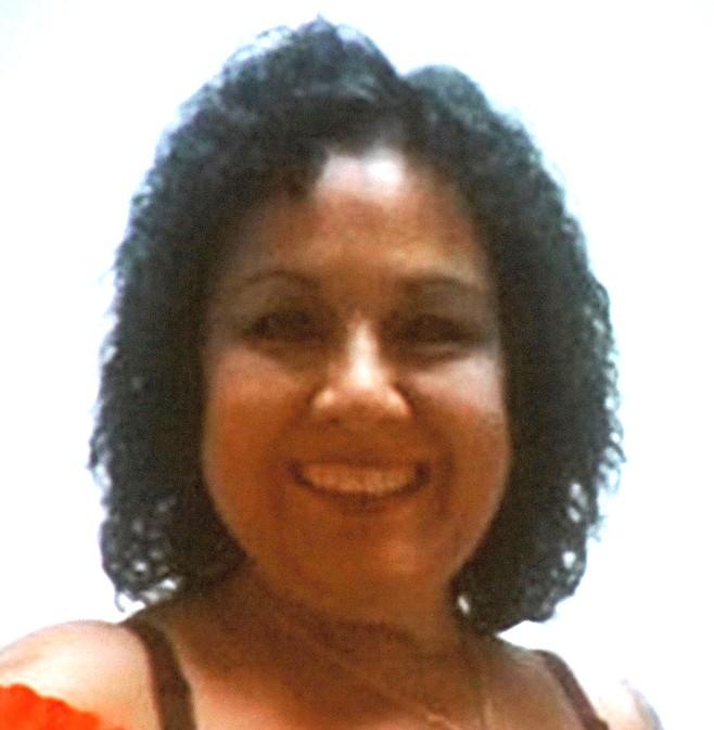 Rebecca Apodaca — hammered to death