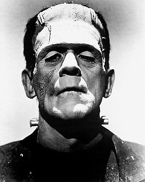 Frankenstein's monster: an imperfect creation