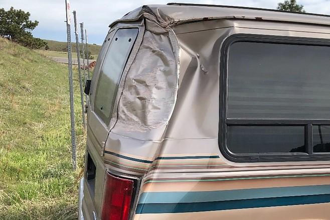 Ovadia Tour Van