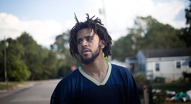 J. Cole —curiously self-aware