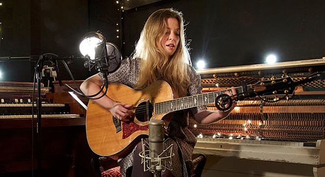 Jade Bird — uniformly glowing press