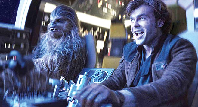 Solo: When it's fun, it's really fun!