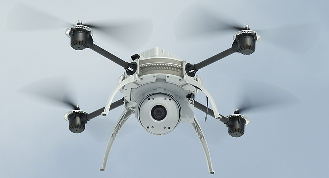 The city will work with FAA to integrate autonomous drones into local airspace; doesn't that sound great?