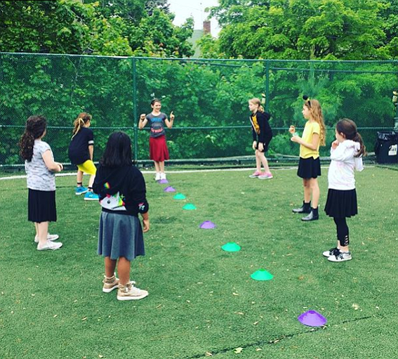 Opportunities for the kids to show individual talent and learn new techniques for improvement from well-experienced coaches. https://kidsinthegame.com/programs/for-our-families/
