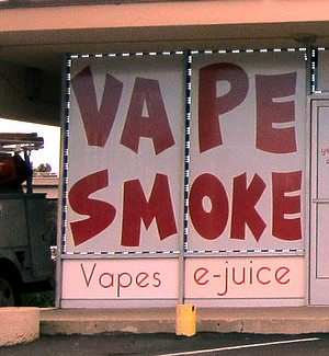 According to the city, there are more than 1,100 tobacco retailers but less than 50 businesses that only sell vape products.