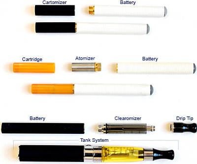 There may be a push to make e-cigarettes look more like conventional cigarettes.