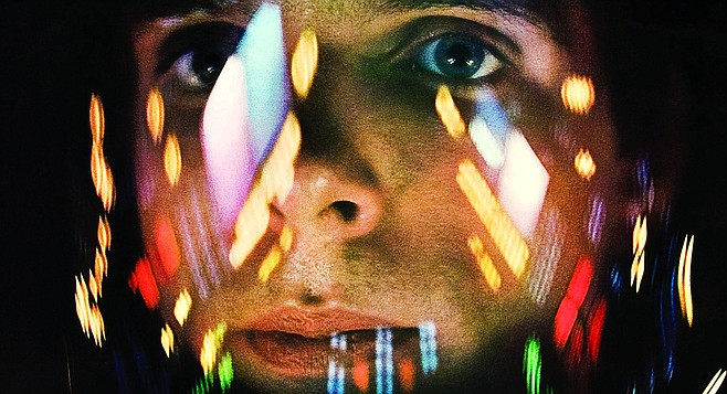 Never saw 2001: A Space Odyssey in 70mm? Here's your chance!
