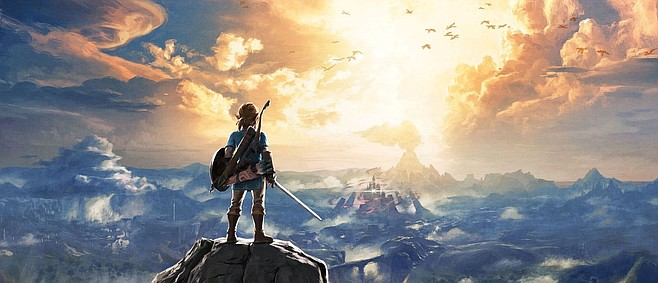 Legend of Zelda — Breath of the Wild