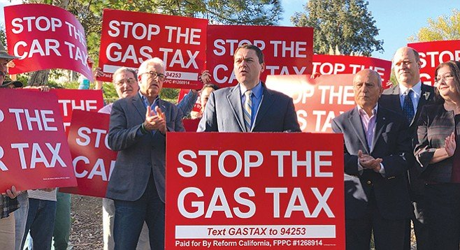 """DeMaio: """"Brown said he'd never increase taxes without a public vote."""""""