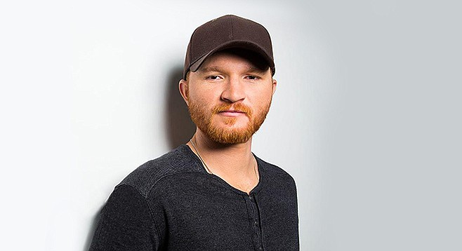 "Eric Paslay — ""New country"" singer-songwriter"