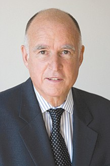 "Governor Brown: ""With the language of Proposition 69, the governor has the ability to declare a 'economic emergency' and take all the gas tax money."""