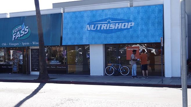 Closed Nutrishop