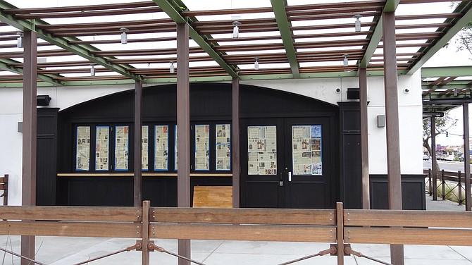 Nishiki Ramen, leased but not yet open