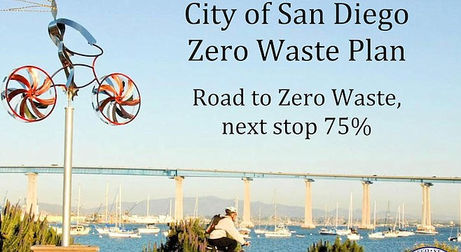 City of San Diego website
