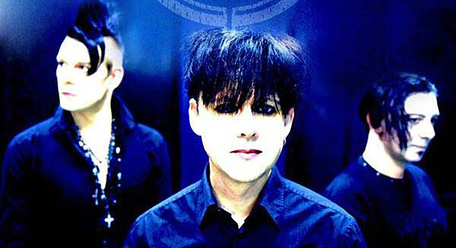 Clan of Xymox — the darkwave keeps rolling on