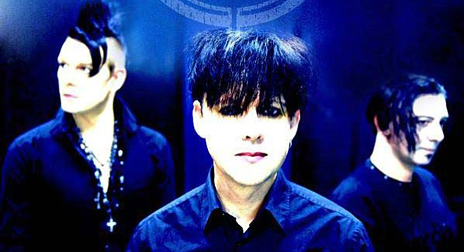 Clan of Xymox —the darkwave keeps rolling on