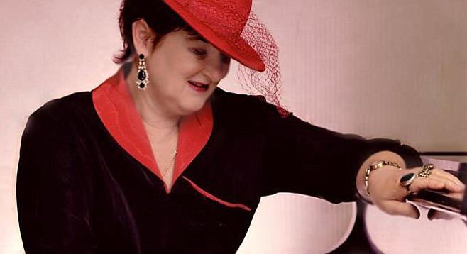 Tio Leo's will host blues belter Sue Palmer on July 3.