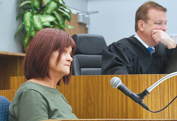 Sheri Comaroto lives on Jane McKay's property but pays her no rent. McKay wants her out.