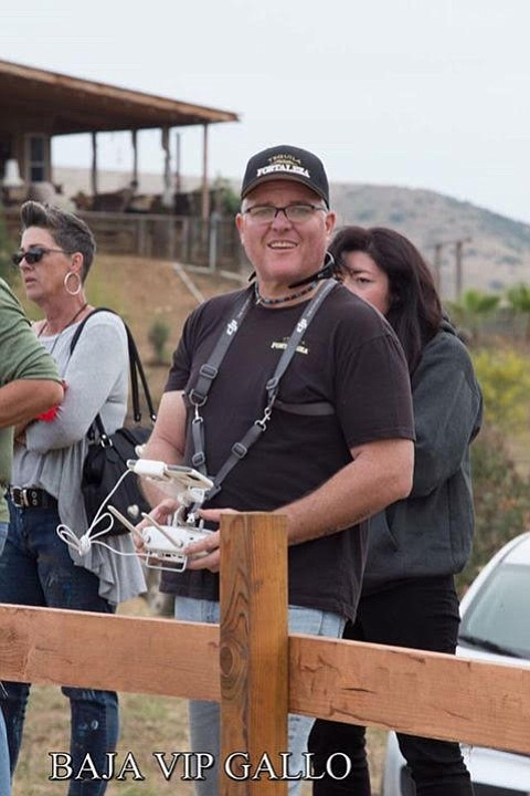 """Scot Richardson, drone specialist: """"I always stay on the side of legal as much as possible."""""""