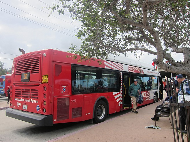 On June 10, several new bus routes and more frequent transit stops were added.
