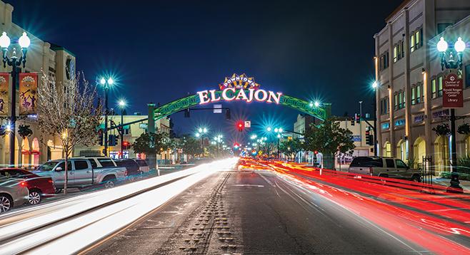 Uber Car Seat >> El Cajon is my city | San Diego Reader