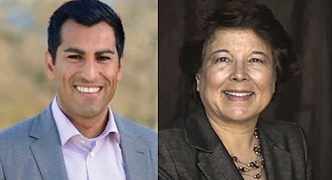 Rivas and Saldana, oil company targets