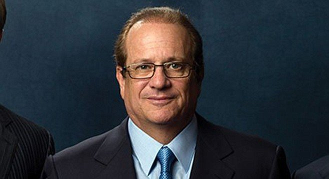 Dean Spanos maintains a tradition of family political giving.